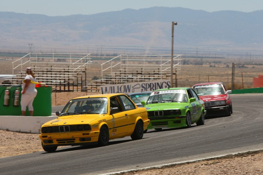 Spec E30 Race 2014 Willow Springs